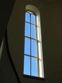 Blanchard Hall window