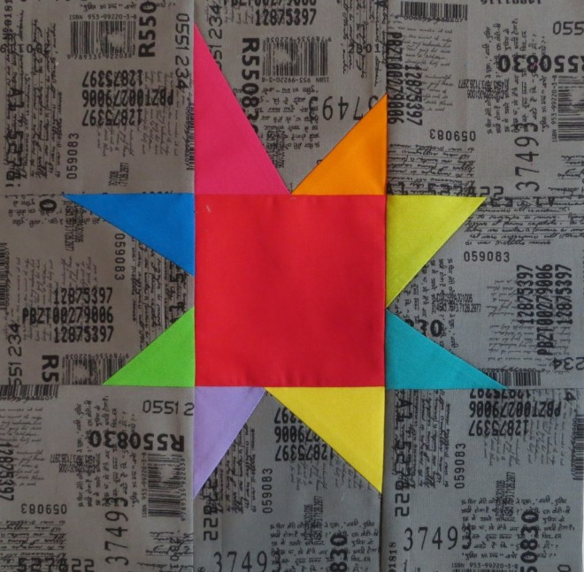 wonky star