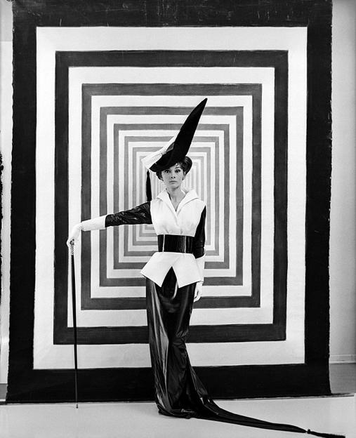 Audrey Hepburn, by Cecil Beaton public domain