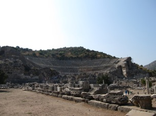 Ephesus Theater.
