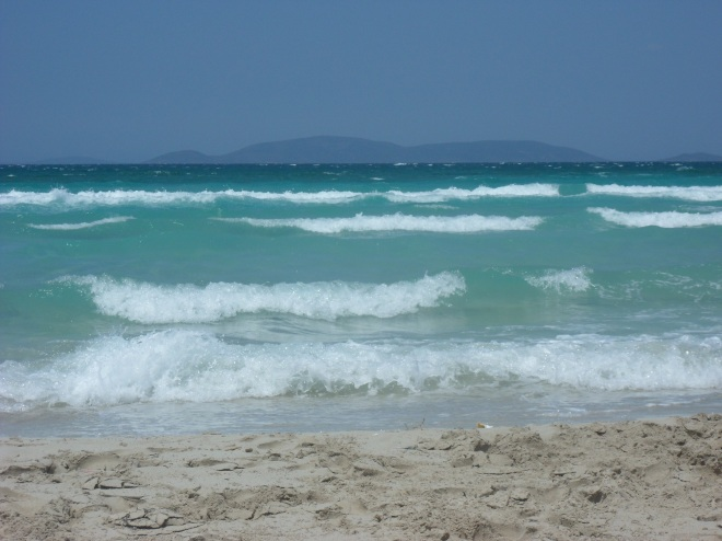 Ilica Beach (paradise!)
