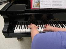 fabulous Fazoli piano!