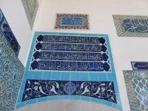 Topkapi Palace, tile detail. Istanbul, Turkey