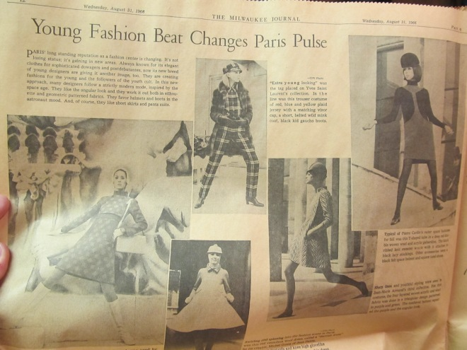 1966 Fashions.