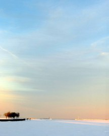 Lake Michigan, view from MaM; image by TTQ cc