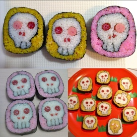 by 生活童話skull sushi