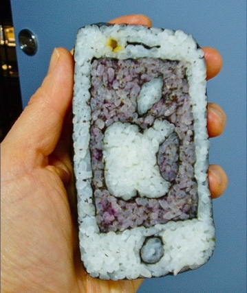 by 生活童話 Sushi iphone