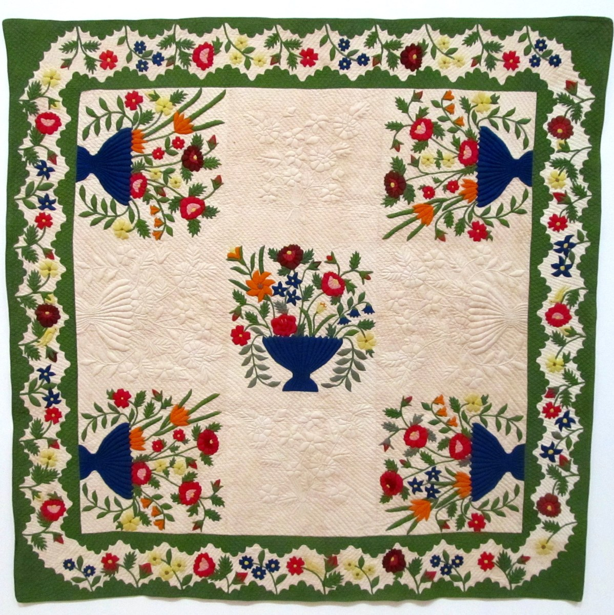 Quilt Class at MAM:  March Inspiration 8