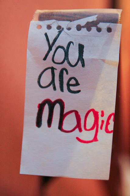You are Magic: March Inspirations 3