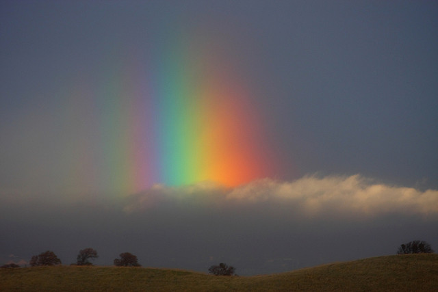 "image via Flickr CC by Marc Crumpler ""early morning rainbow"""