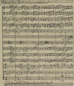 WAGXERS MANUSCRIPT OF A PART OF THE SCORE OF DIE MEISTERSINGER 294 RICHARD WAGNER hauser.