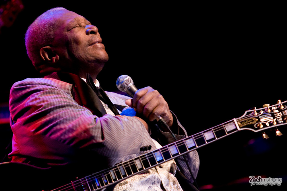 Thank you for the Music, B.B. King