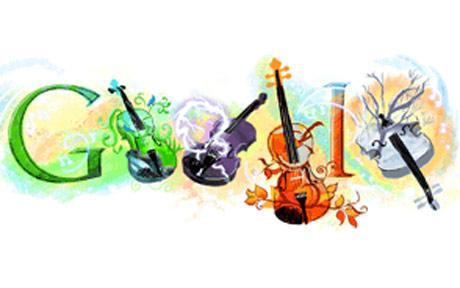 Vivaldi Four Seasons Google Doodle