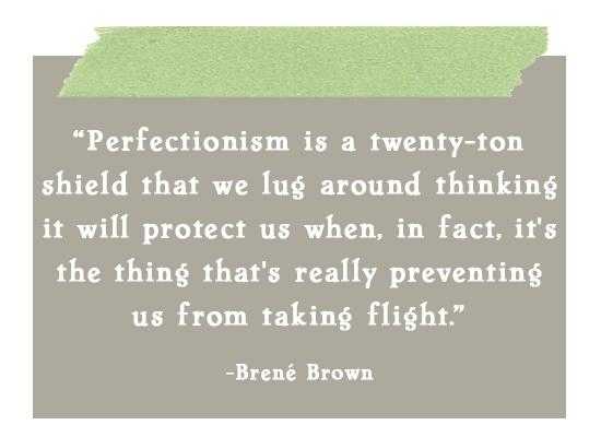 perfectionism-quote