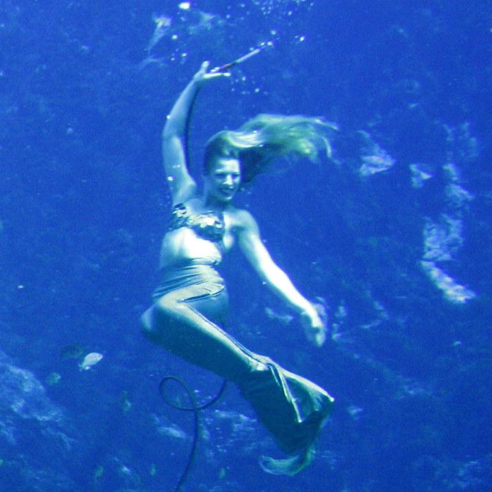 Shooting Mermaids
