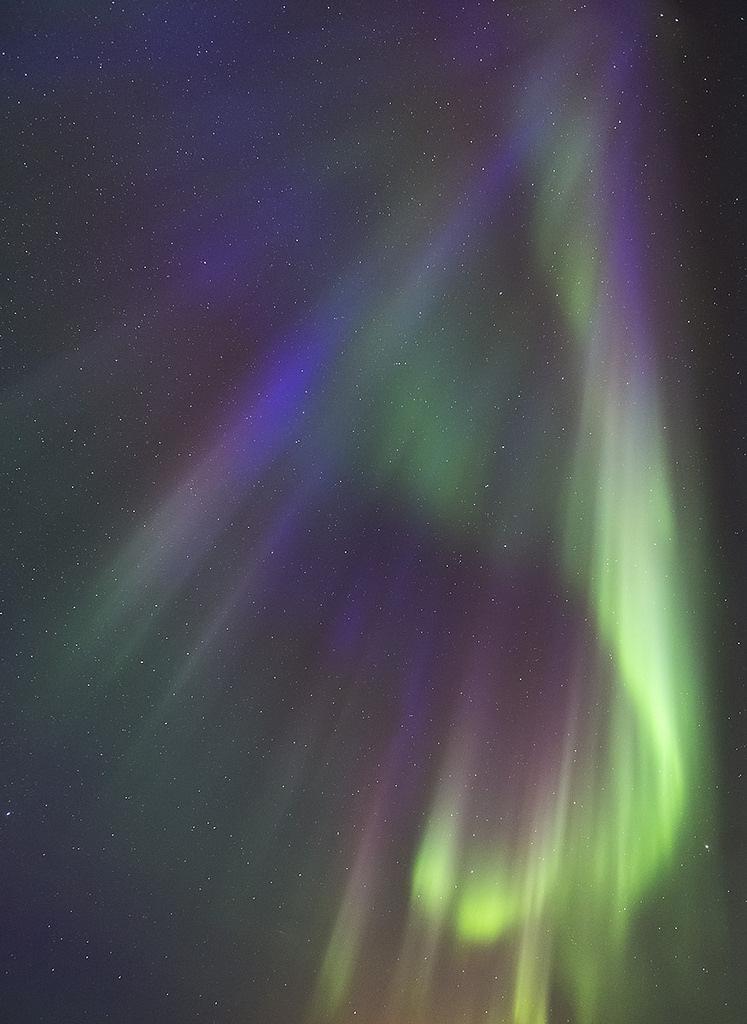 Rainbow Curls image by Kris Williams via Flickr CC license