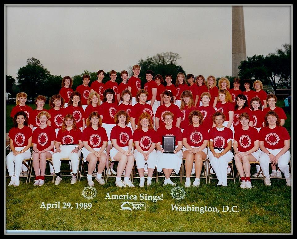 1-America Sings SJO 1989