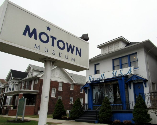 Motown Museum, Detroit, MI Image by The Tromp Queen, CC license 4.0