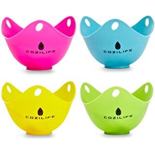 cozilife egg poaching cups